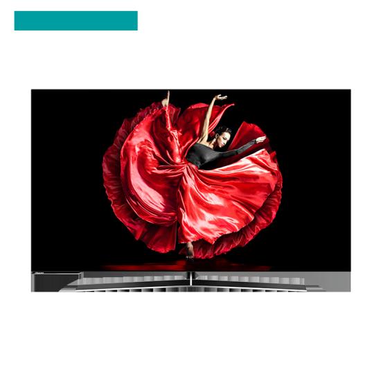 【HZ55A8】55英寸/OLED自发光/四面无边全面屏/AI声控/杜比全景声/3GB+32GB电视