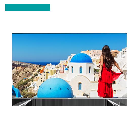 【智造梦想生活】【HZ55E5D】55英寸/AI声控/超薄全面屏/MEMC防抖/2GB+32GB电视