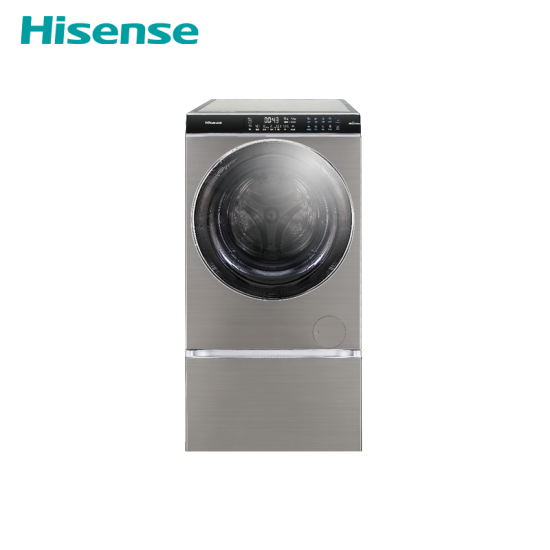 【XQG120-BH1406AYFI】泛亚电竞12kg快蒸除皱、蒸烫除菌的洗烘一体洗衣机